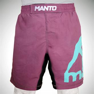 "Manto Pro Shorts ""Logo"" Brown"